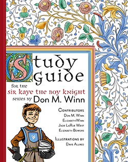 Click here to learn more about the Sir Kaye the Boy Knight Study Guide and classroom lesson plan.